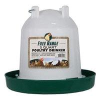 Harris Farms Plastic Poultry Drinker