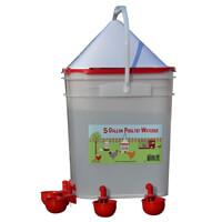 RentACoop 5 Gallon Automatic Chicken Waterer